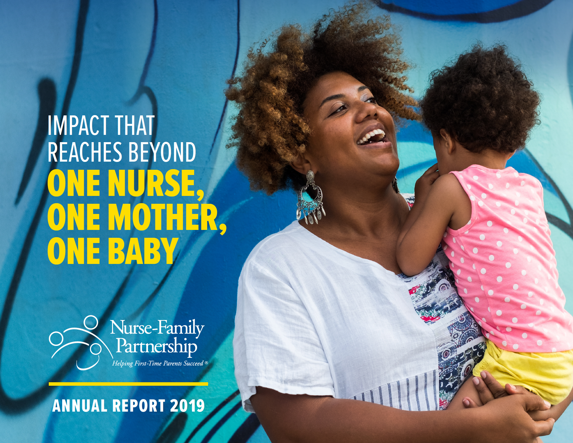 NFP Annual Report Cover image
