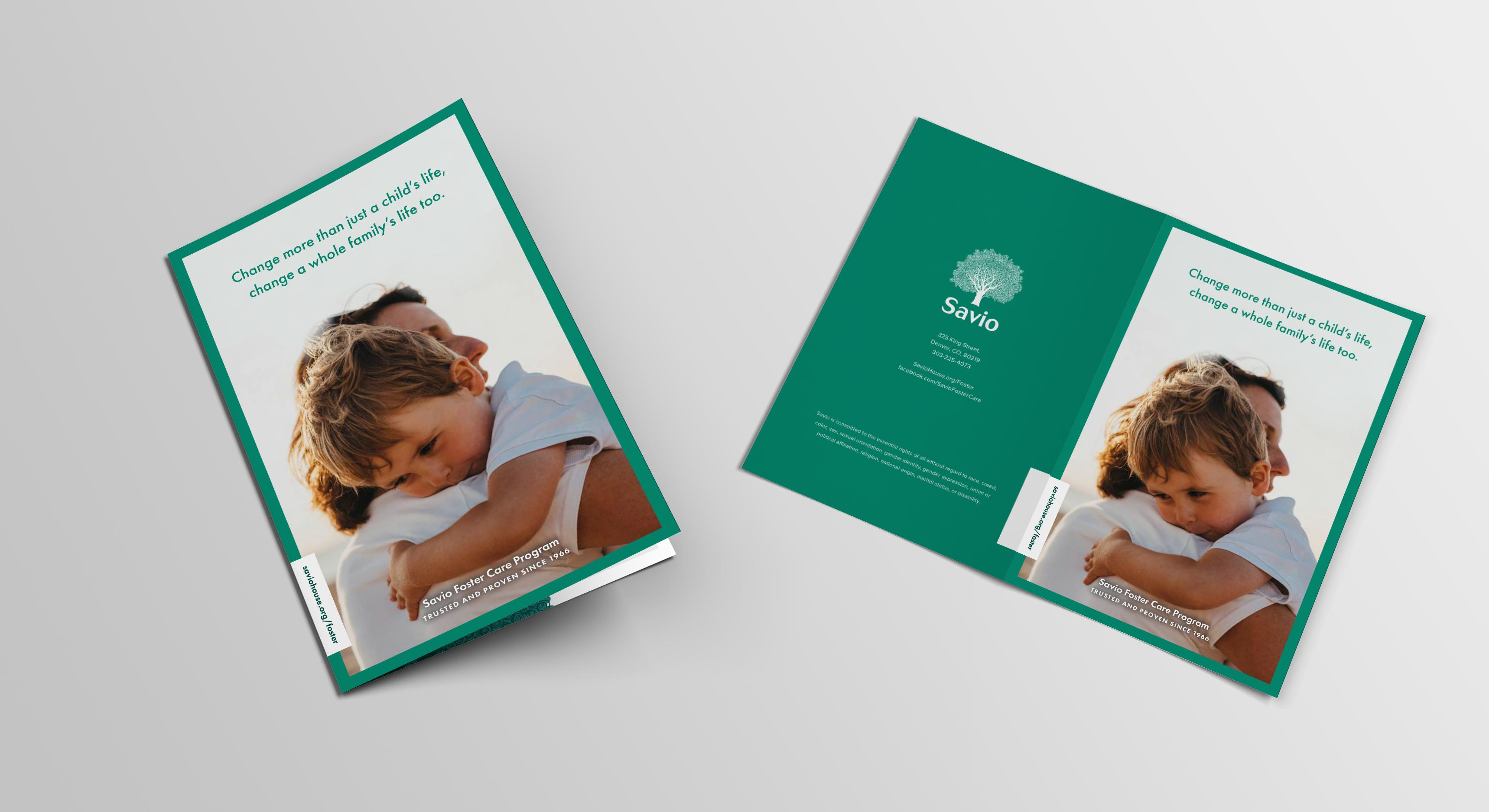 Savio House brochure
